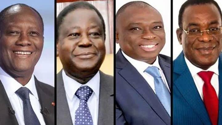 Campagne électorale Côte d'Ivoire