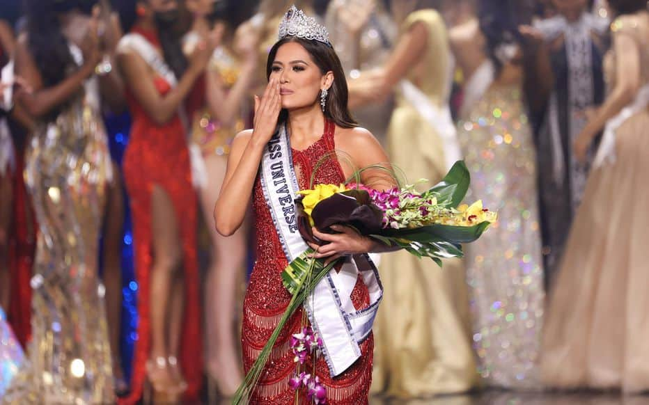Miss Univers 2021